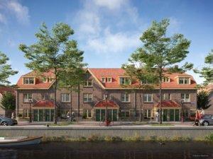 Nieman voert bouwfysische berekeningen uit en geeft bouwfysisch advies bij de herontwikkeling Van der Pekbuurt in Amsterdam