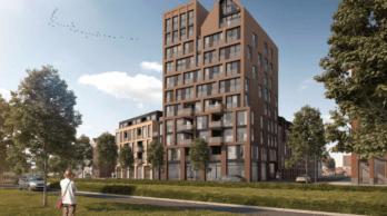 Impressie Kop van Hoog Zwolle