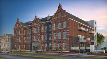Transformatie Boulevard Heuvelink Arnhem