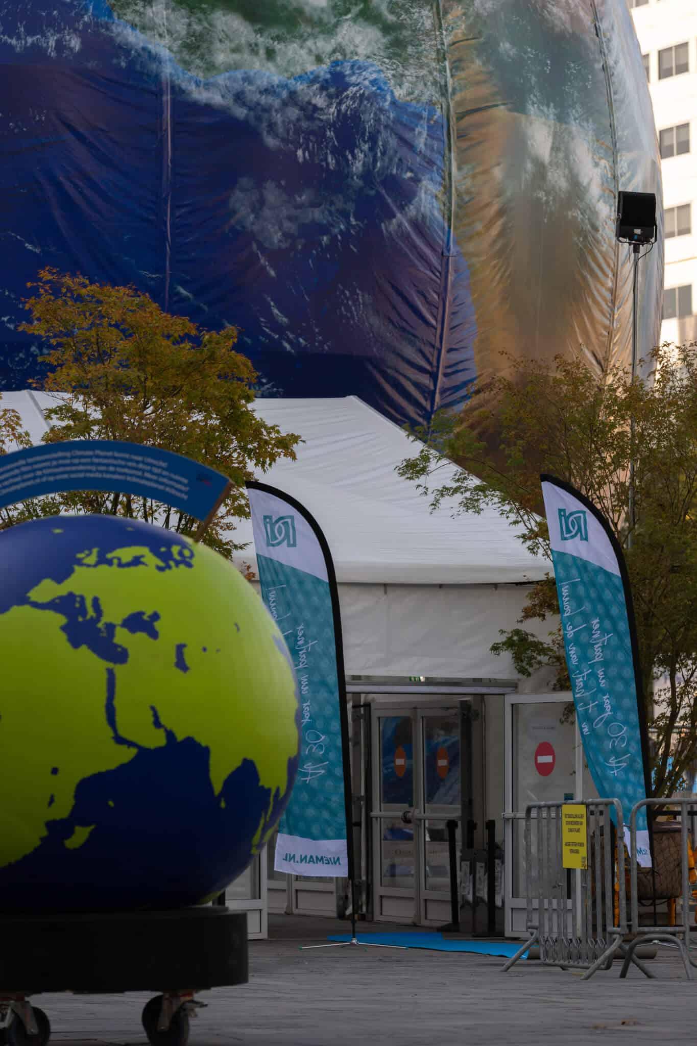 30-jarige jubileumevent Nieman in Climate Planet Utrecht
