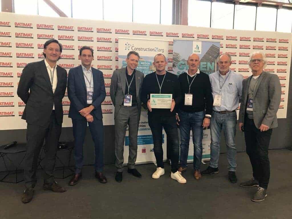 Flat met Toekomst winnaar Sustainable Renovation Grand Prize!