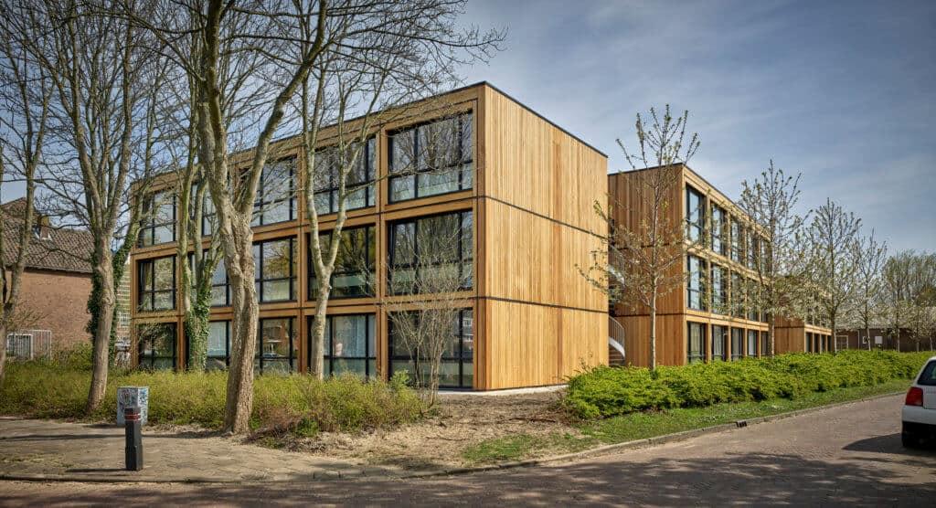 Finch Buildings Alkmaar