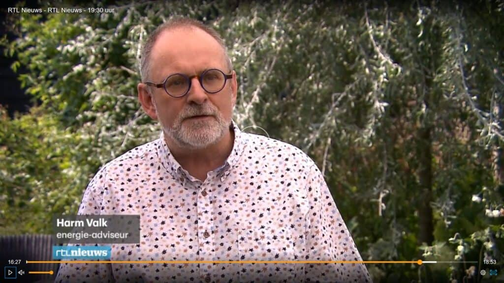 Harm Valk, RTL nieuws 11 augustsus 2020